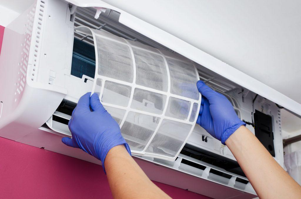 Klimaanlage Corona Arbeitssicherheit