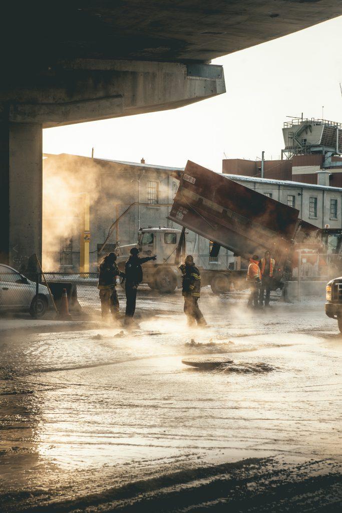 Ist ein Unfall beim Verheben ein versicherter Arbeitsunfall?