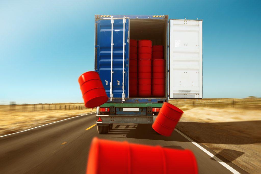 Rangierende Lastwagen: Ein tödliches Risiko, das Sie entschärfen können