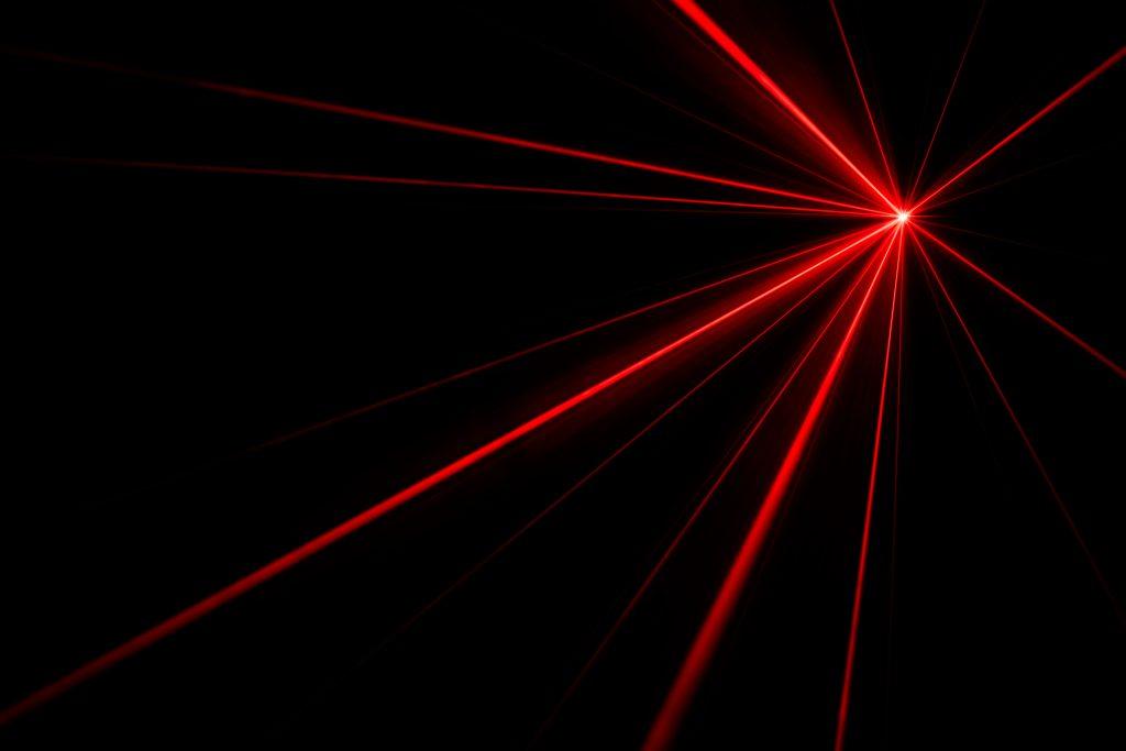 Sicherheitsvorschriften für Laserpointer