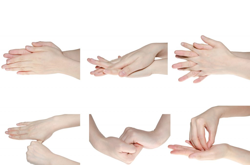 Händehygiene Infektionsschutz Betrieb