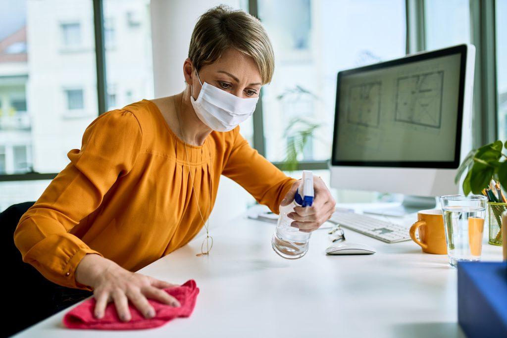 Gebäudereinigung Arbeitssicherheit